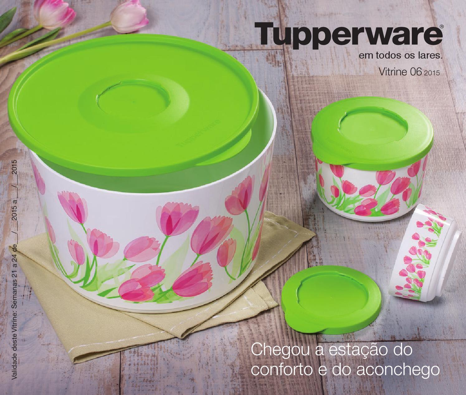 ISSUU - Vtitrine 06.2015 Tupperware by Tupperware Show