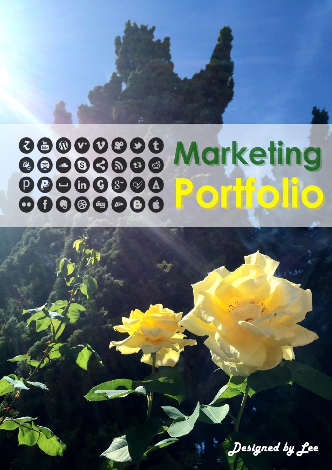 marketing - Magazine cover