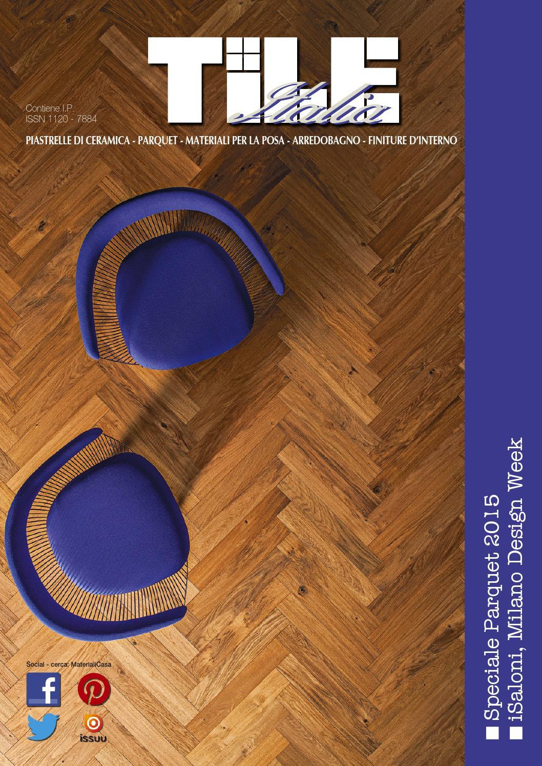 Issuu tile italia 2 2015 by tile edizioni for Design language milano