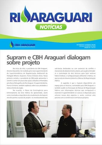 Informativo online - Rio Araguari Notícias - 9ª edição
