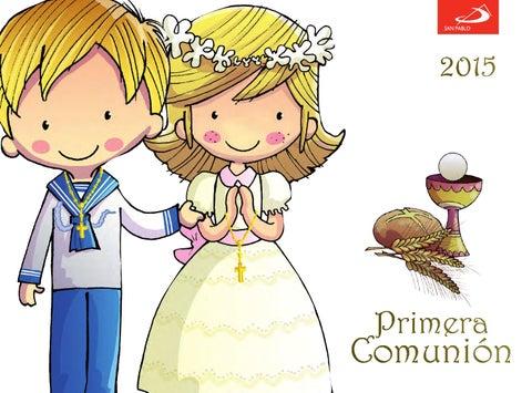 Catálogo Primera Comunión 2015