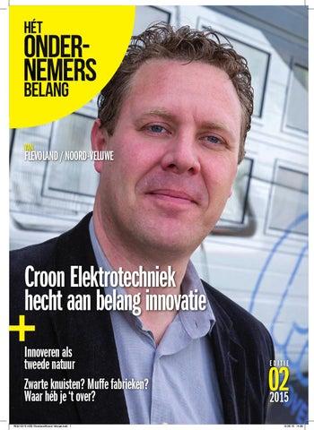 Het Ondernemersbelang Flevoland 2-2015