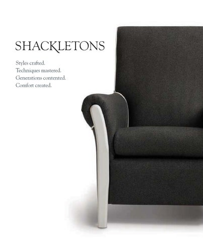 Shackletons Catalogue