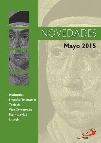 Boletín de Novedades mayo 2015