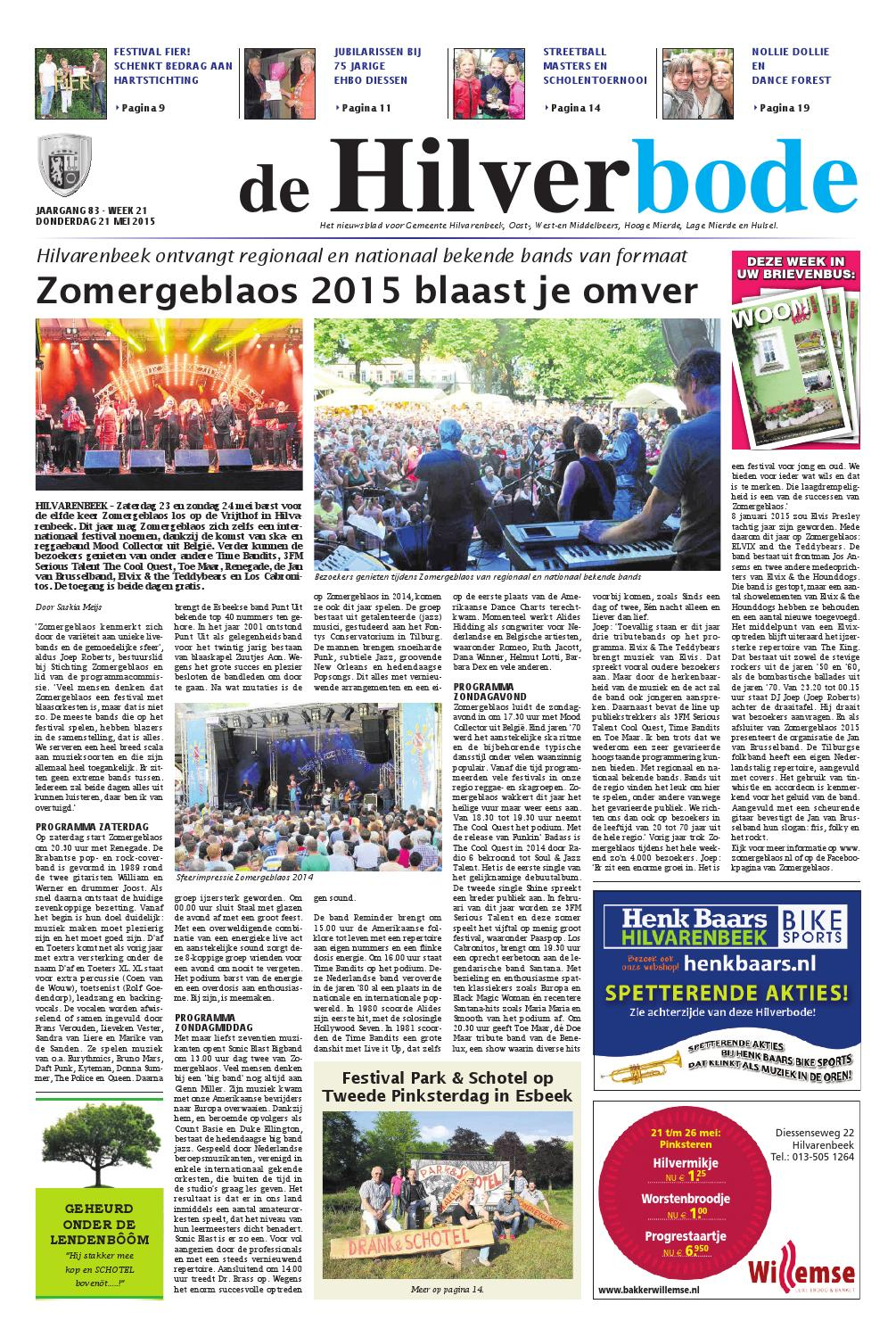 De Hilverbode 21-05-2015 by Uitgeverij Em de Jong - issuu: issuu.com/uitgeverij/docs/hv_20150521