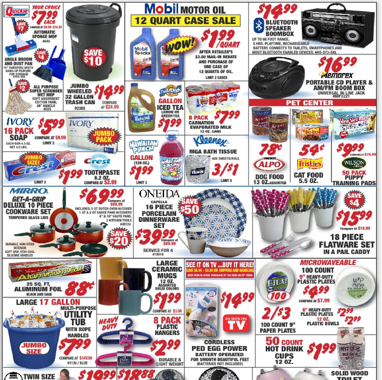 National Wholesale Liquidators Circular | Caroldoey