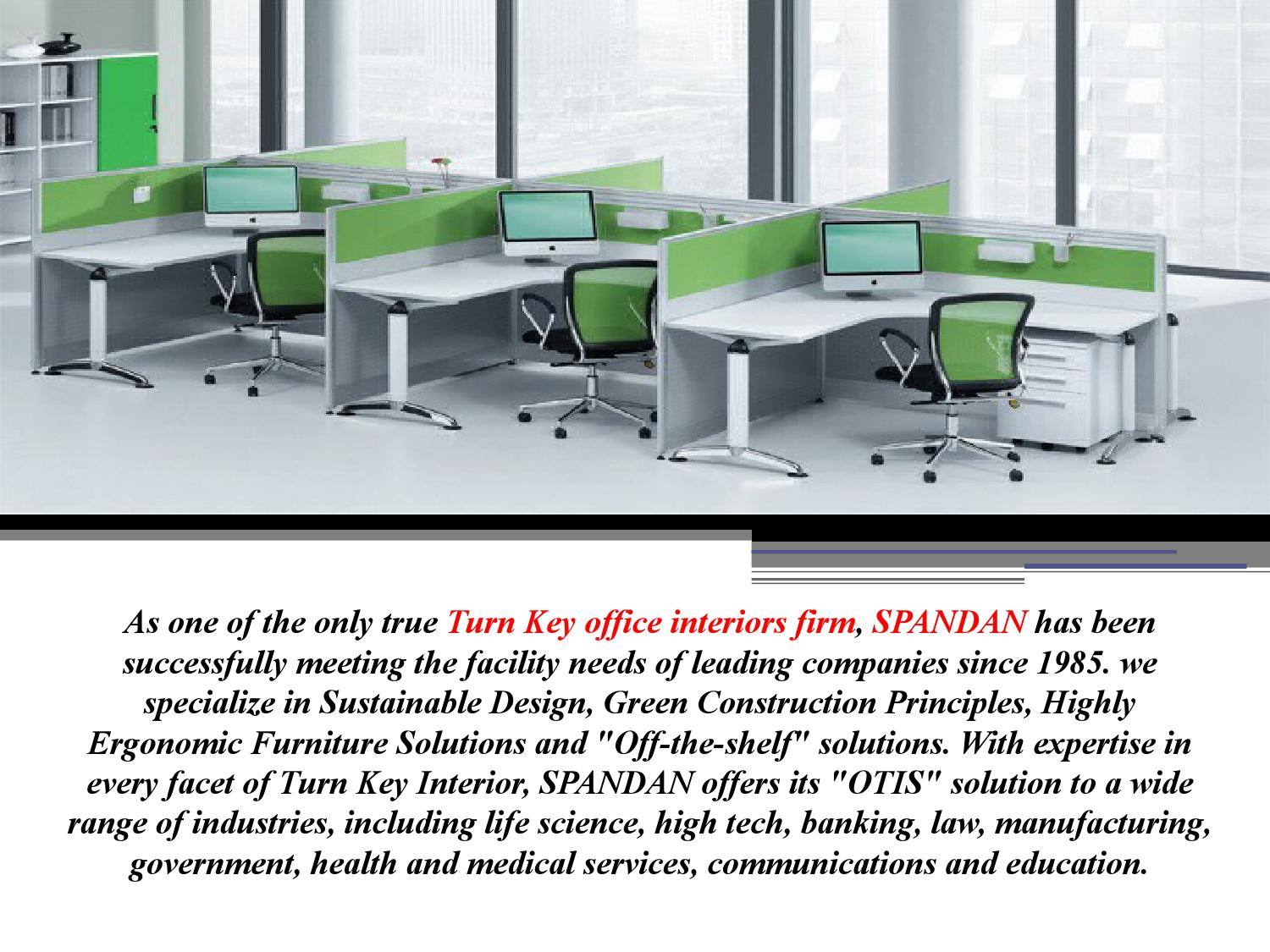 Issuu Executive Office Decorators In Vadodara By Turnkey