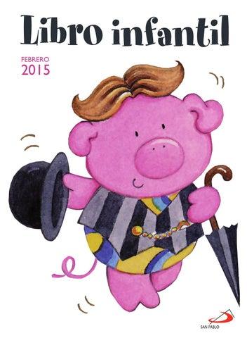 Libro Infantil febrero 2015