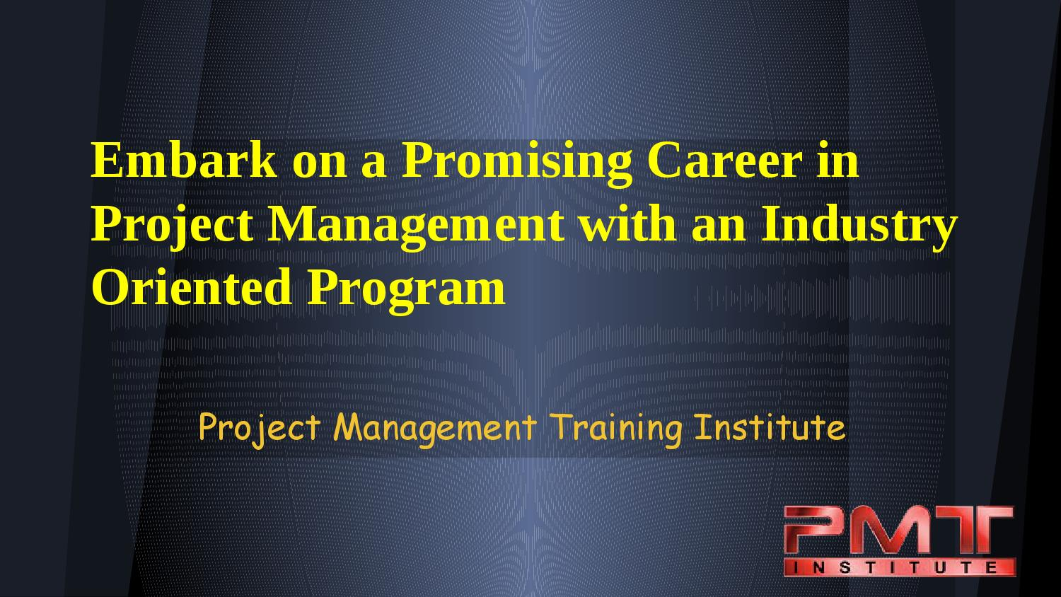 ISSUU - Embark on a Promising Career in Project Management ...