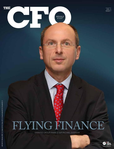 The CFO Middle East | Issue 7