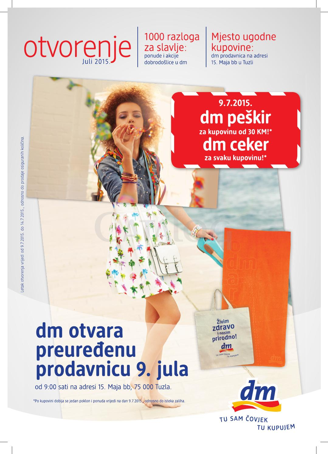 DM katalog Tuzla