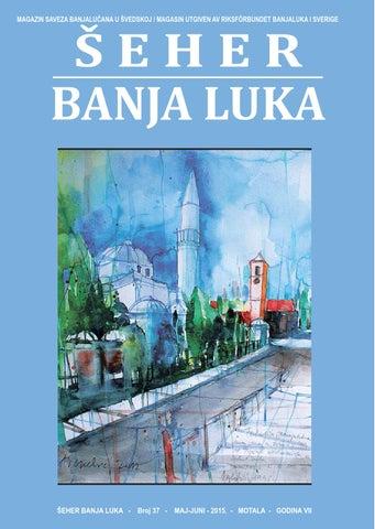 blusrcu.ba-37. broj magazina Šeher Banja Luka