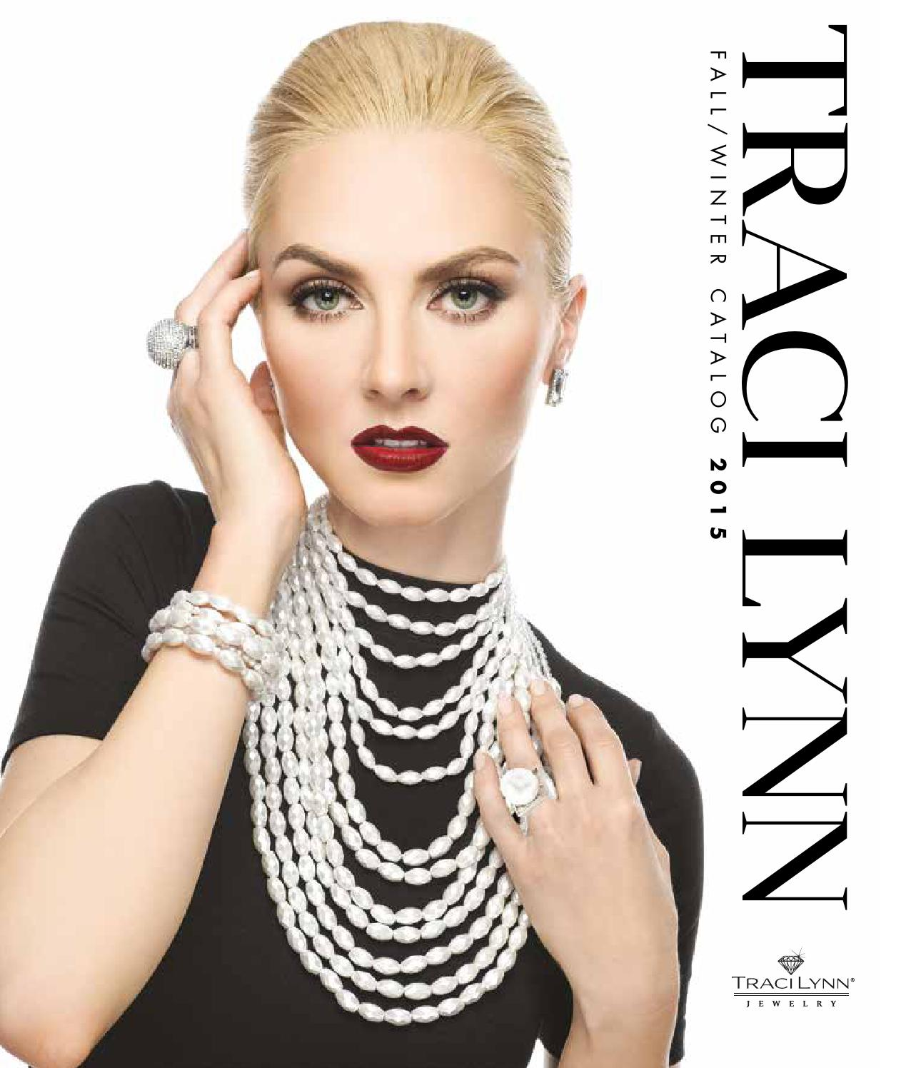 fall winter 2015 catalog by traci lynn jewelry