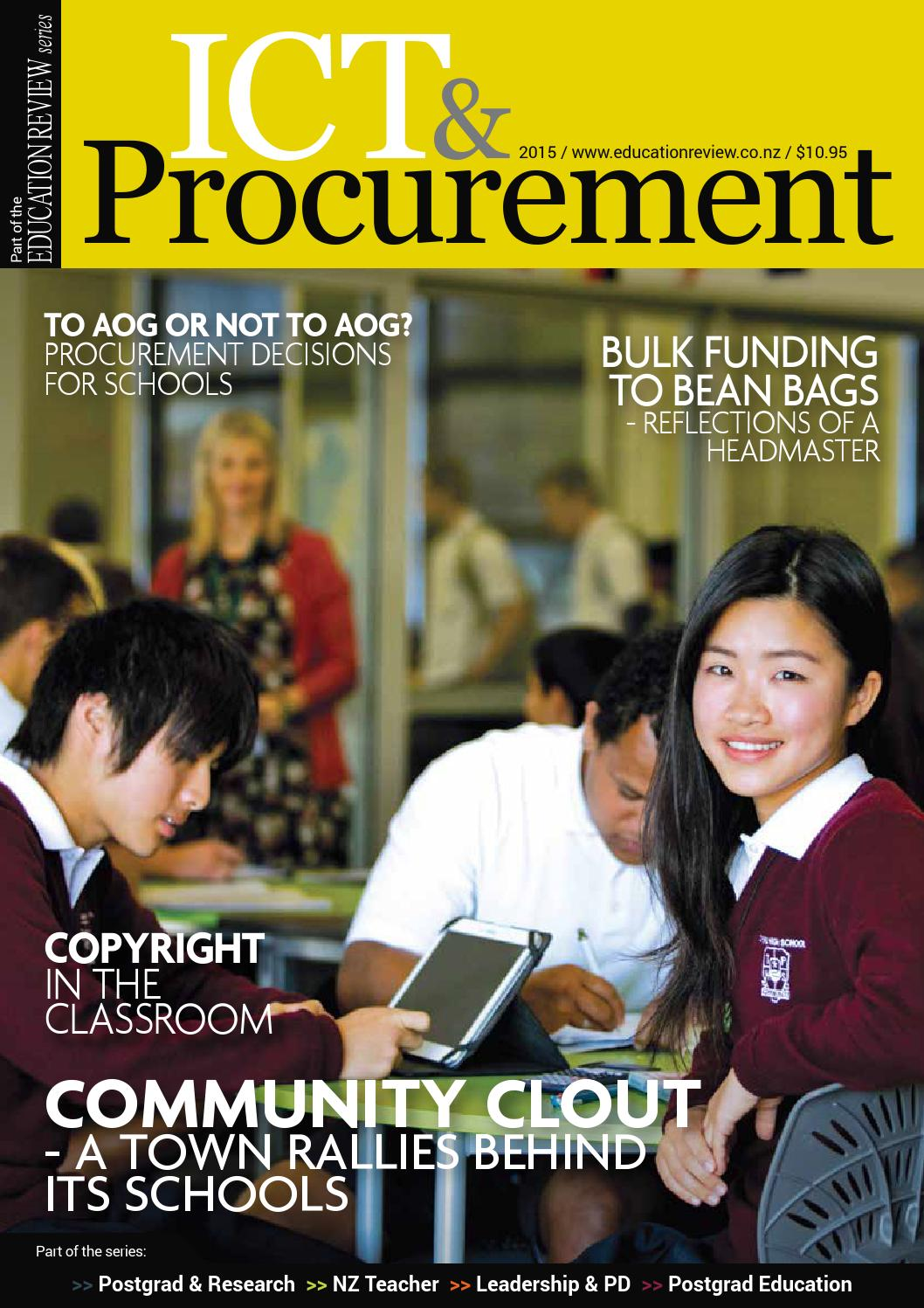 issuu education review ict august 2015 by nzme