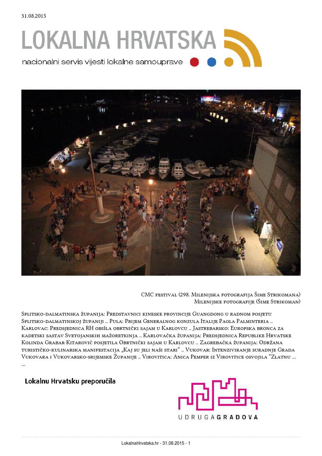 Naslovnica elektronskog izdanja: Šime Strikoman - Milenijske fotografije   Kliknite, pregledajte i prijavite se za besplatno praćenje (follow) novog nacionalnog digitalnog dnevnog magazina. Logirajte se Gmailom, Facebookom, LinkedIn-om i kliknite FOLLOW.