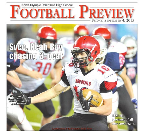 North Olympic Peninsula High School Football Preview