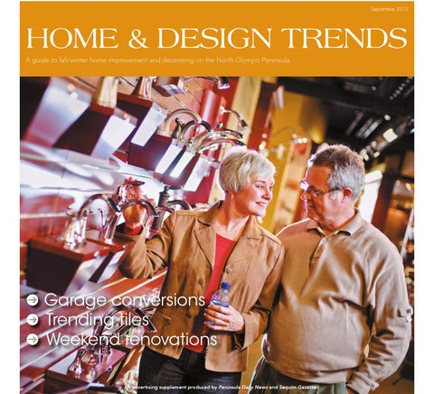Home & Design Trends, Fall 2015
