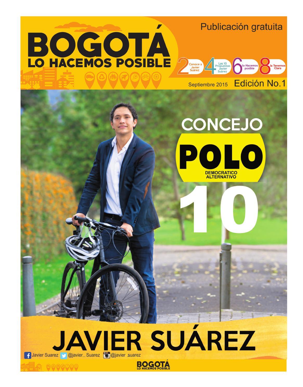 Page - Javier suarez ...
