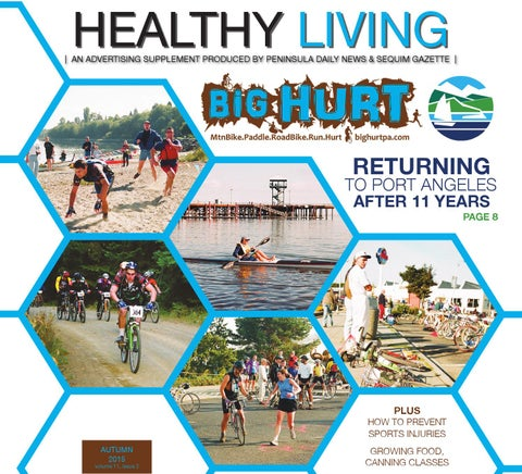 Healthy Living, September 2015