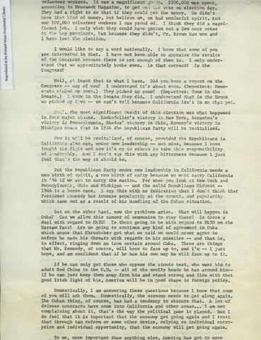 1962 last press conference, Page 2