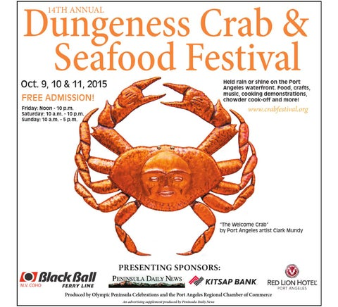 Dungeness Crab & Seafood Festival 2015