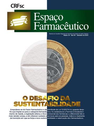 Espaço Farmacêutico - Edição 19