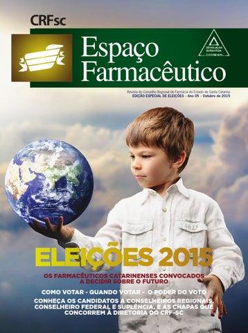 Espaço Farmacêutico - Eleições 2015
