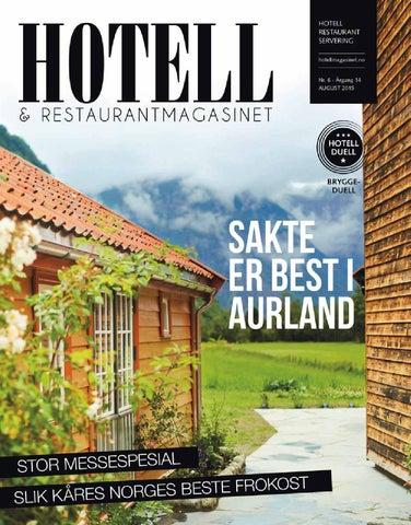 Hotellmagasinet - Nr. 6 2015