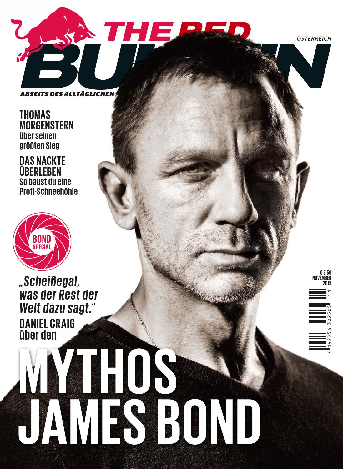 The Red Bulletin November 2015 At By Red Bull Media House