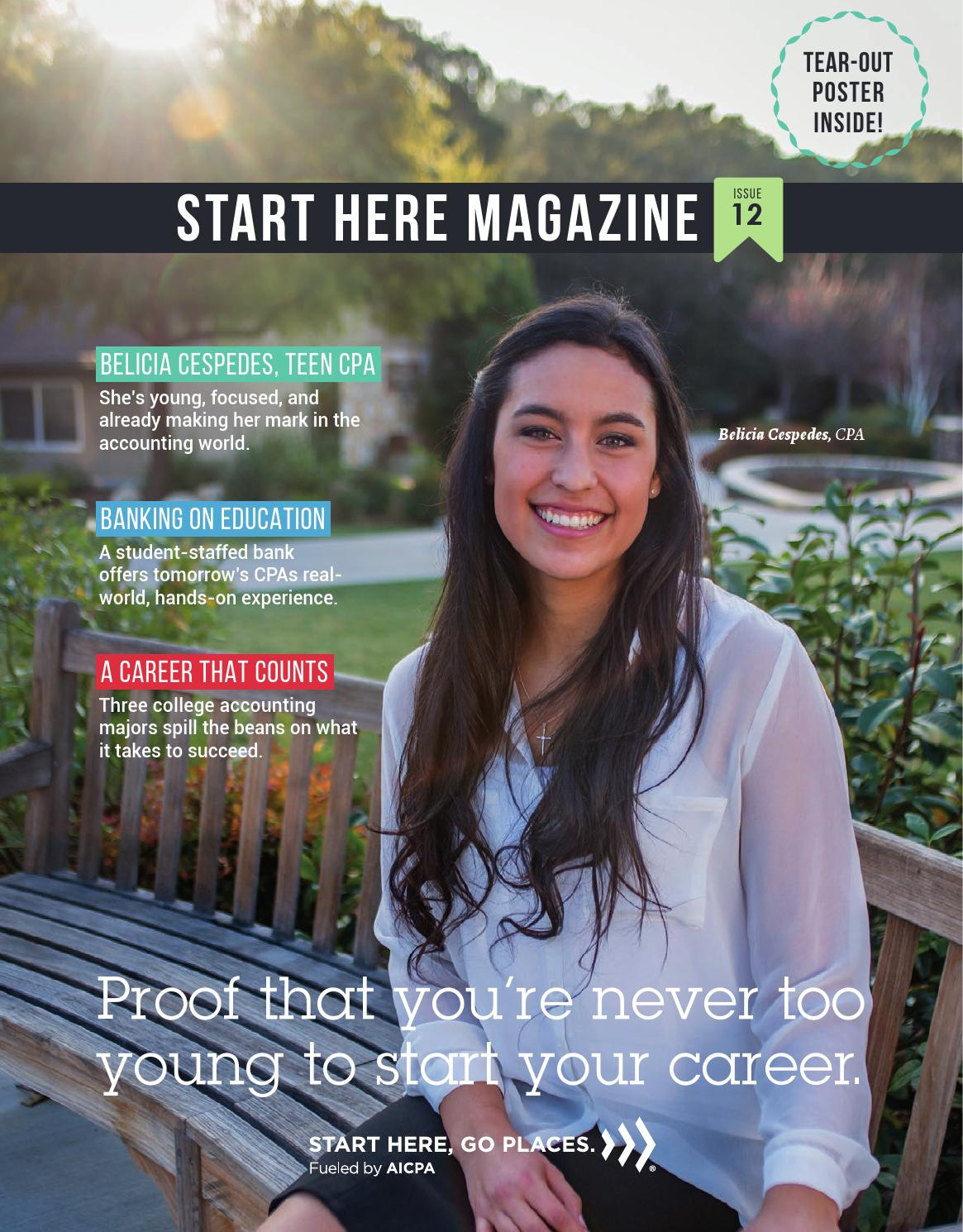 Start Here Issue 12