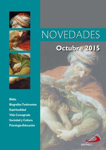 Boletín de Novedades de octubre 2015