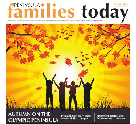 Peninsula Families Today, October 2015