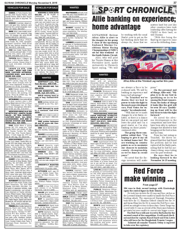 guyana new paper