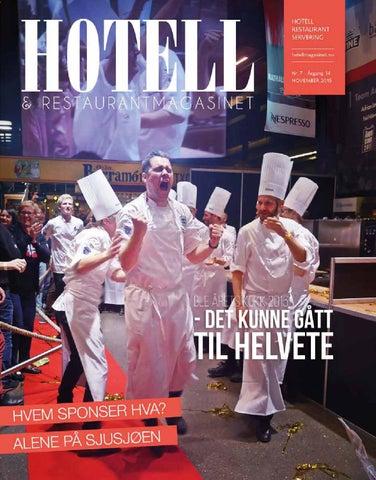Hotellmagasinet - Nr. 7 2015