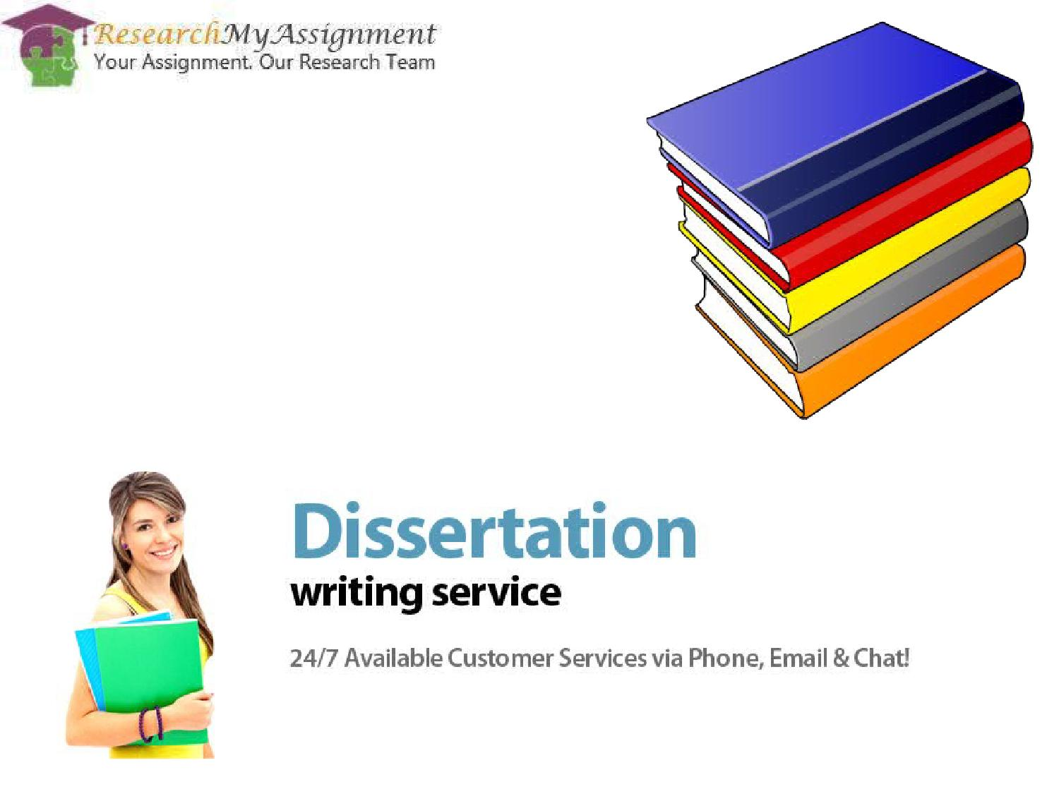 Research Writers Dissertation