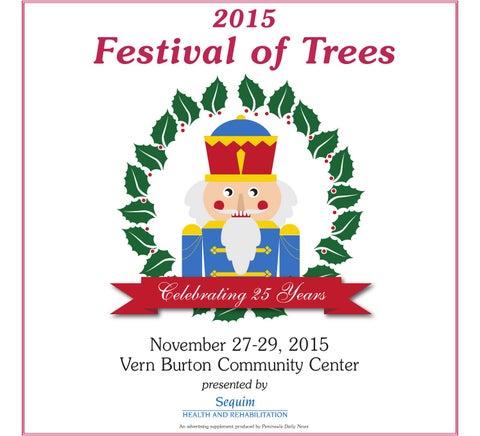 Festival of Trees, 2015
