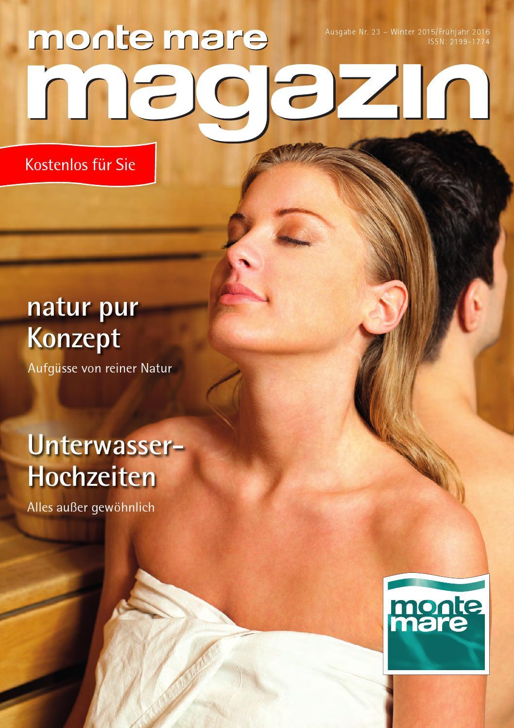 monte mare Magazin Winter 2015/16