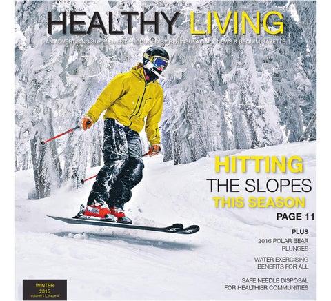 Healthy Living, December 2015