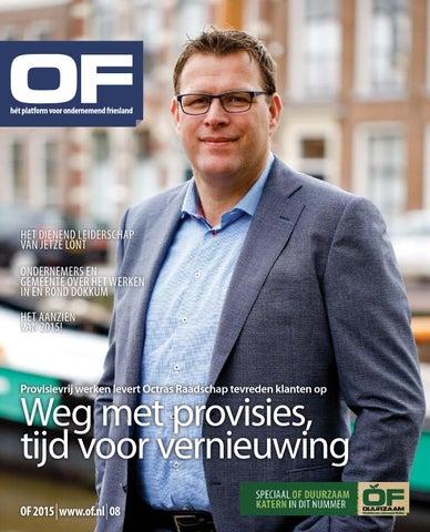 Ondernemend Friesland editie 8 december 2015