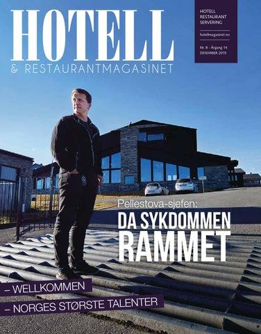 Hotellmagasinet - Nr. 8 2015