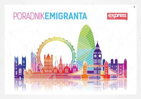 Poradnik emigranta - Wielka Brytania, Anglia, UK… jak zacząć?