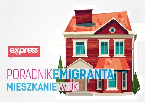 Poradnik emigranta: Mieszkanie w UK