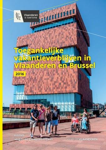 Toegankelijke vakantieverblijven in Vlaanderen en Brussel