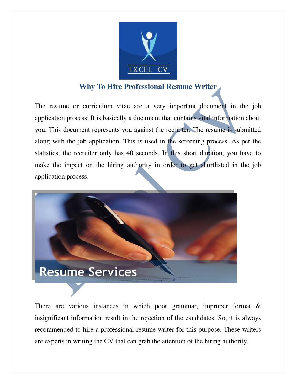 best resume writing service How to evaluate and choose a resume writing service, certifications, guarantees, and what to look for when hiring a professional resume writer.