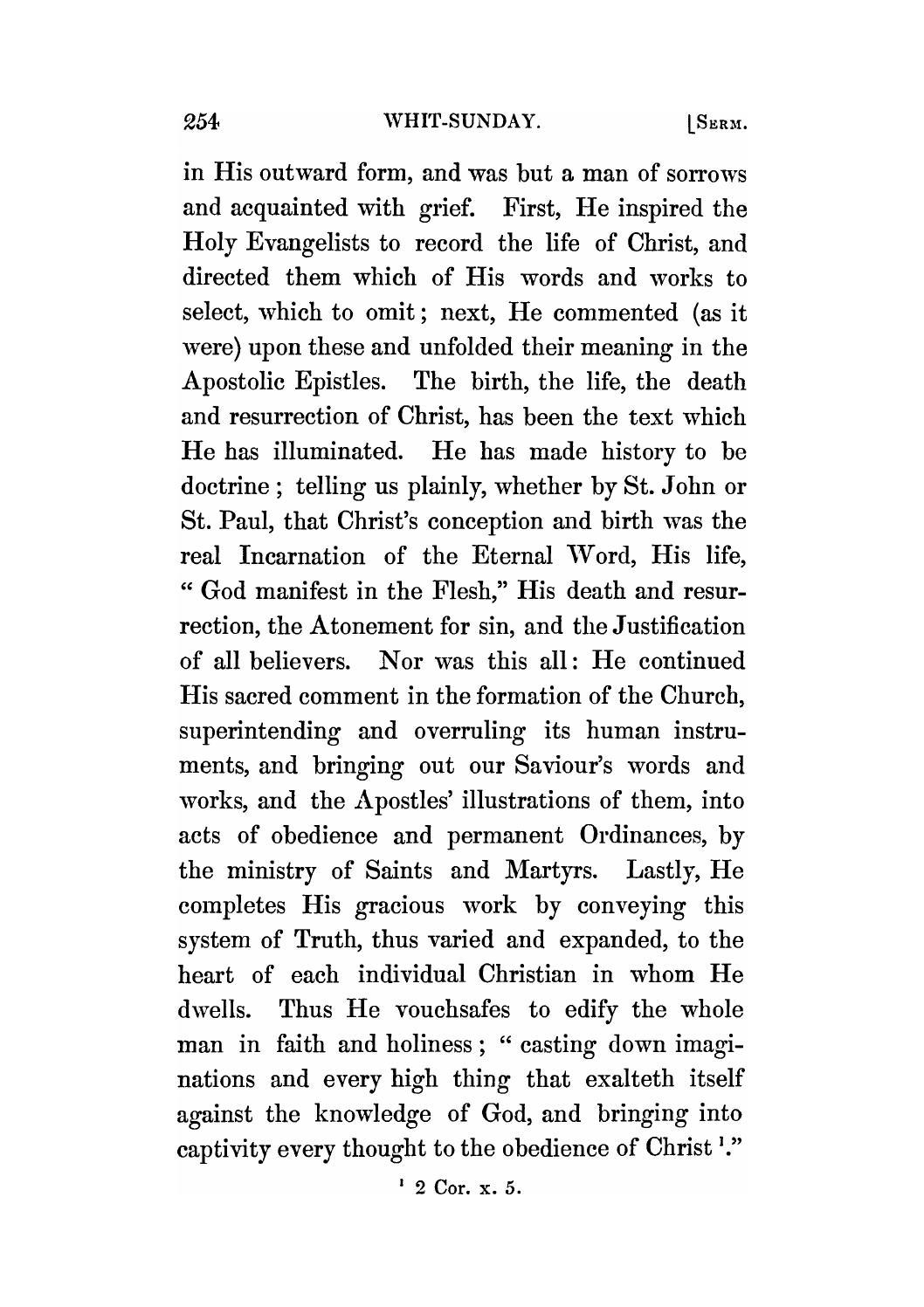 parochial and plain sermons pdf