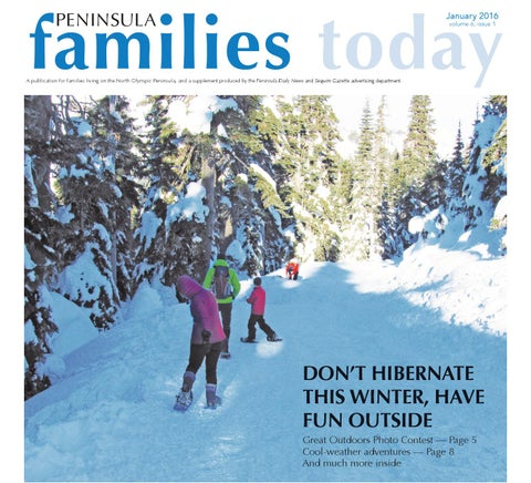 Peninsula Families Today, January 2016