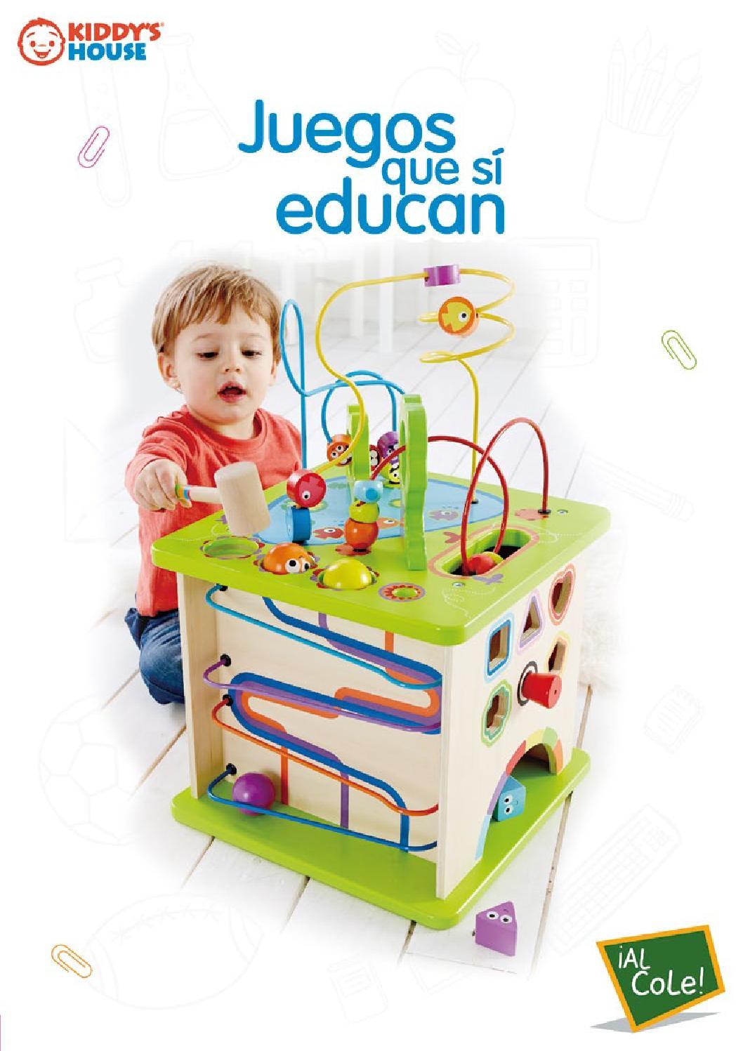 Развивающий деревянный куб для детей
