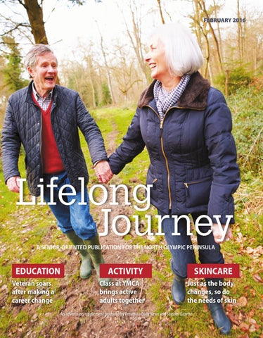 Lifelong Journey, February 2016