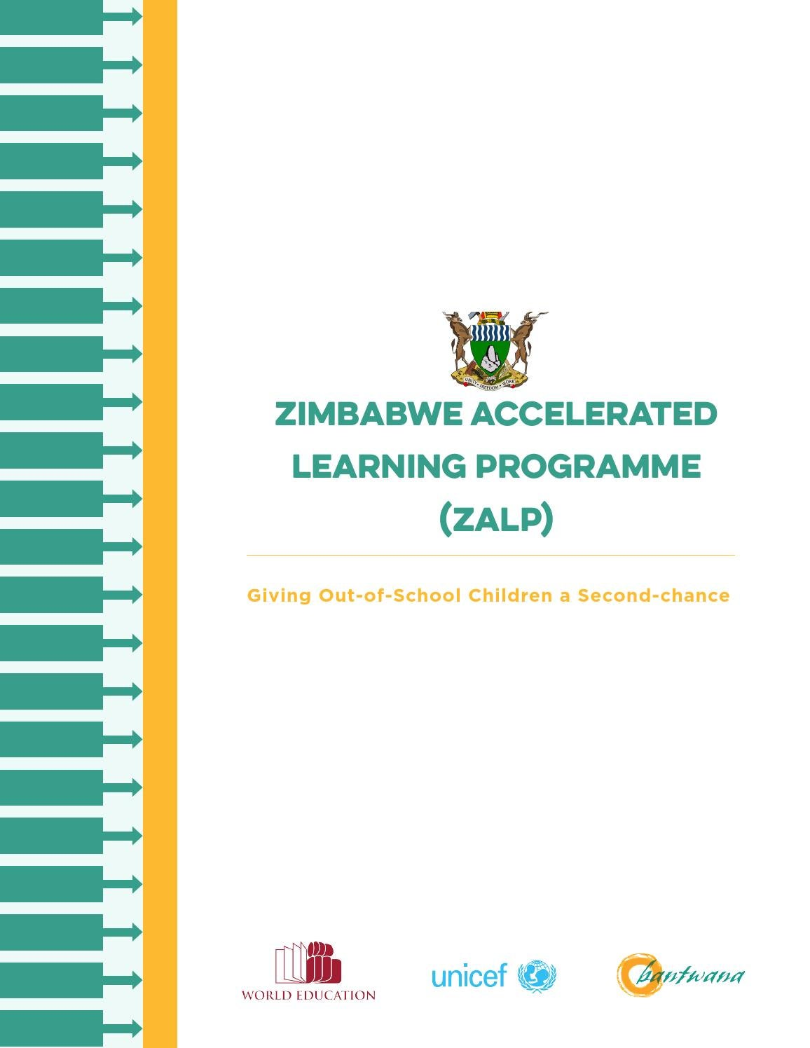 Page Zimbabwe Accelerated Learning Programme Giving
