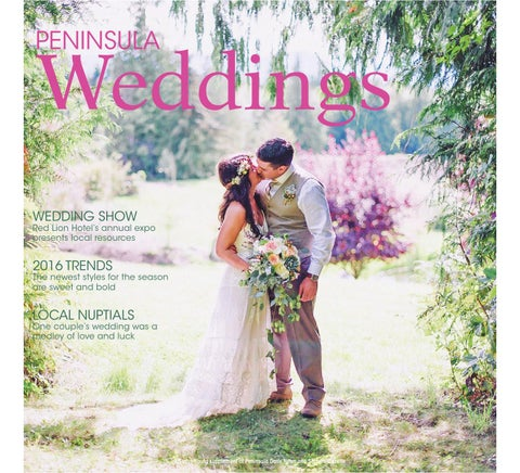 Peninsula Weddings 2016